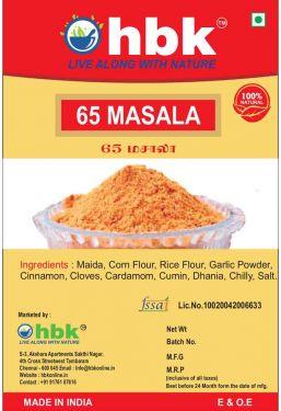 65 Masala Powder (100 g) Online at best price - hbkonline.in