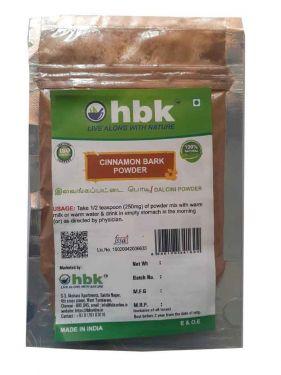 50 g Cinnamon Bark / Dalchini Powder - hbkonline.in