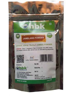 100 g Jamun / Naval Vithai Powder Online - hbkonline.in