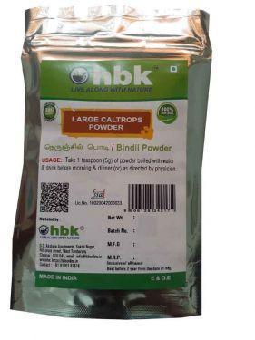 50 g Large Caltrops / Nerunjil Powder - hbkonline.in