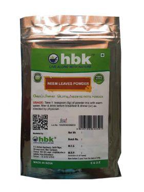 50 g  Neem Powder at best price - hbkonline.in