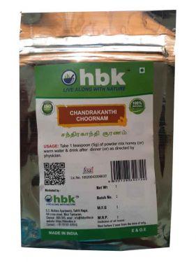 25 g Chandrakanthi Choornam at best price- hbkonline.in