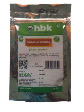 50 g Trikatu Churna Powder Online at best price - hbkonline.in