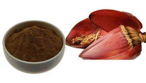 Banana Flower Powder / Vazhaipoo Powder / Arati Puvvu / Kele Ka Phool / Bale Hoovu / Kudappan