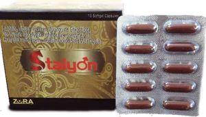 Musli Capsule Stalyon ( 1 strip = 10 capsules )
