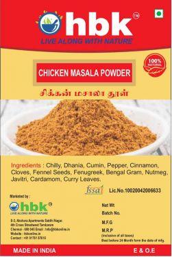 Buy 100 g Home Made Chicken Masala Powder Online at low price - hbkonline.in