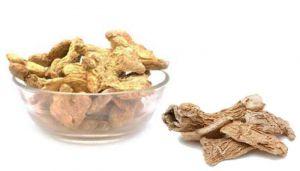 100 g Dried Ginger / Sukku (Raw) Online at best price - hbkonline.in