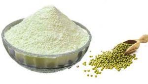 100 g Green Gram / Moong Dal Powder Online at best price - hbkonline.in