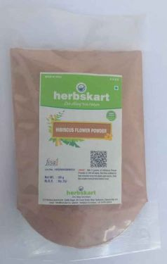 Hibiscus Flower Powder / Semparuthi Poo Powder / Javapushpamu / Gudhal Phool / Dasavala Hoovu / Japakusum