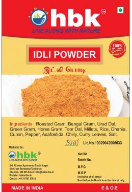 100 g Idli Powder Online at best price - hbkonline.in