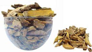 100 g Wild Turmeric / Kasturi Manjal (Raw) - hbkonline.in