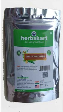 Large Caltrops Powder / Nerunjil Powder / Palleru / Ananerinnil / Bara Gokhru