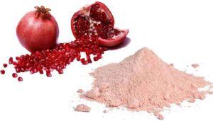 Pomegranate Powder / Mathulai Odu Powder / Dalimbe Hannu / Uruman Pazham / Anar Ke Chilke / Daalimbe Mara / Phalashadava