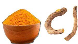 Yellow Vine Root Powder / Maramanjal Powder / Manu Pasupu / Jhar-haldi / Maramanjali