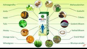 Moktel Immune  - Ayurvedic Immunity Power Gain Syrup