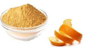 100 g Orange Peel Powder Online at best price - hbkonline.in