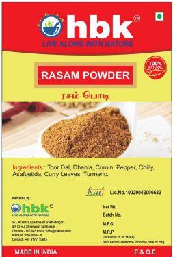 Buy 100 g Home Made Sambar Powder Online at low price - hbkonline.in