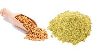 Fenugreek Powder / Venthayam Powder / Menthulu / Menthya Gida / Methi / Uluva / Kalanusari